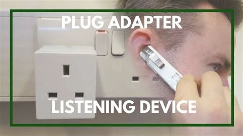 adapter pattern youtube gsm bugging device double plug adapter tutorial youtube