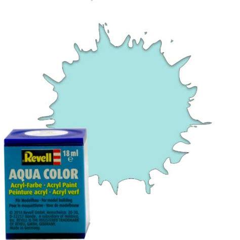 18ml 55 aqua light green matt acrylic 36155 revell
