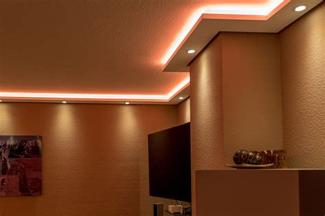 Led Indirekte Beleuchtung Wand by Stuckprofil Wdml 200a Pr F 252 R Indirekte Beleuchtung Wand