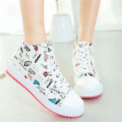cutest sneakers new fashion sports sneakers sport shoes high top