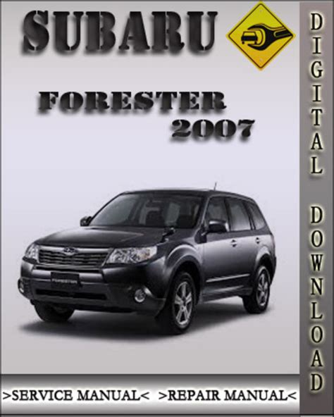 car repair manuals online free 2012 subaru forester electronic valve timing service manual free auto repair manuals 2007 subaru forester parking system car and driver