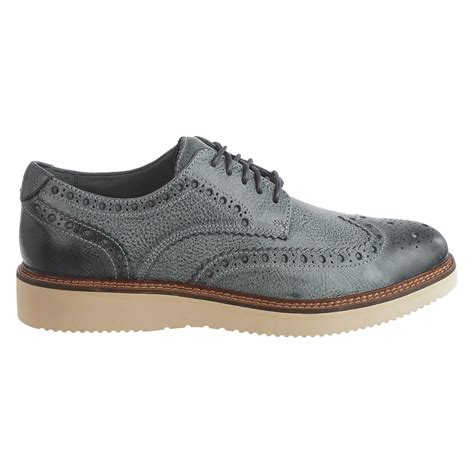 wedge oxford shoes sperry gold cup wingtip wedge oxford shoes for