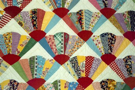 Fan Quilt Patterns by Grandmothers Fan Quilt Free Quilt Patterns