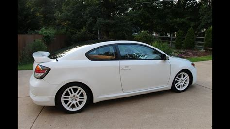 scion tc  car review youtube