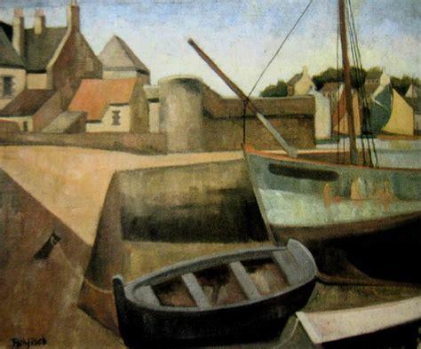 fishing boat auction melbourne paintings alison baily rehfisch australian art auction