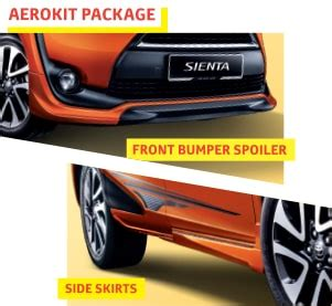 Headl Sienta Type Q 2016 Led toyota sienta aero kit package introduced in malaysia indian autos howldb