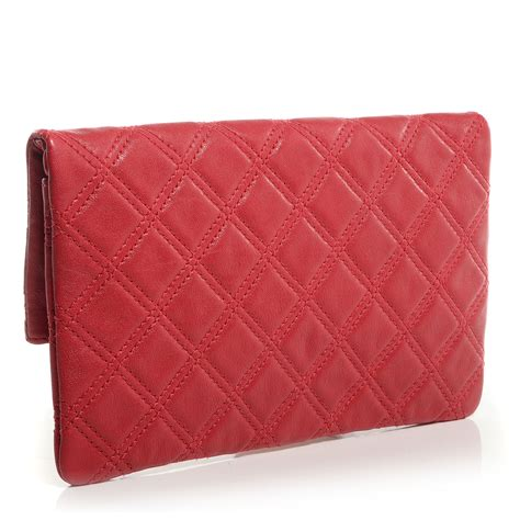 Marc Quilted Eugenie Purse by Marc Quilted Leather Eugenie Clutch 74386