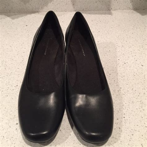 56 shoes black pumps from payless from kathy s