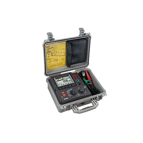 Insulation Tester Kyoritsu 3128 High Voltage Insulation Tester jual harga kyoritsu 3128 insulation tester high voltage