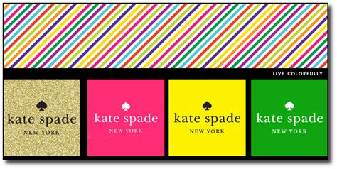 kate color schemes i love kate spade quot live colorfully quot https imageserv