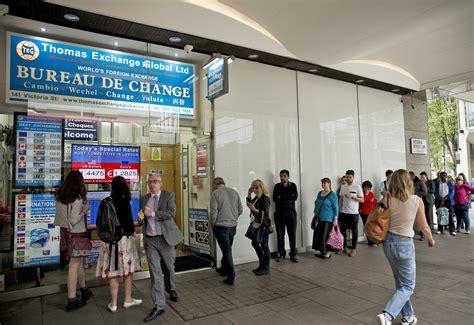 bureau de change brighton maison de change photo of rate bureau de