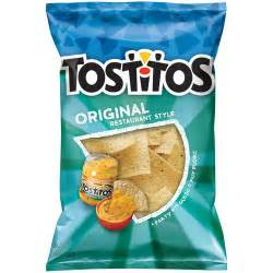 Tostitos tortilla chips original restaurant style 13 oz