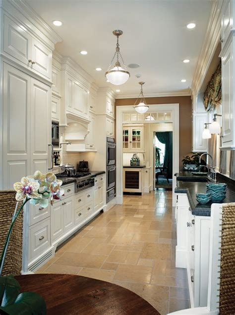 Ideas For Galley Kitchens by Galley Kitchens Designs Home Design And Decor Reviews