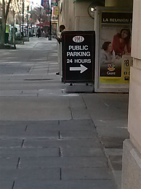 pmi parking  reviews parking   st nw
