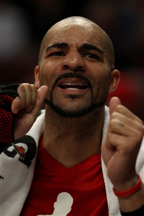 boozer benched carlos boozer pictures orlando magic v chicago bulls