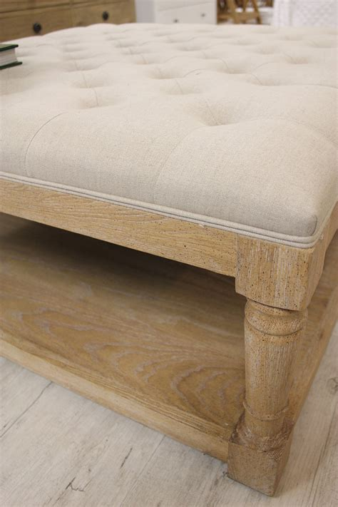 country linen country linen upholstered bench style my home