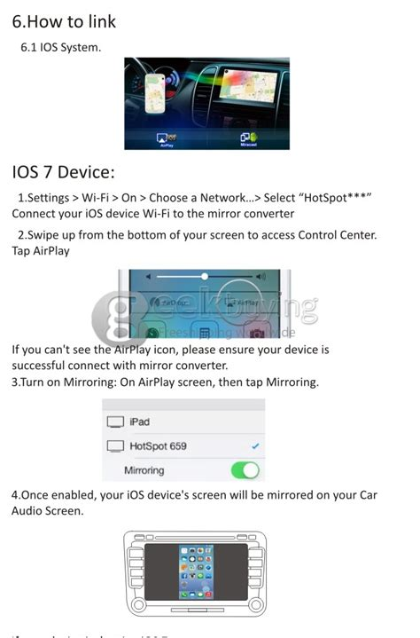 airplay for android car wireless mirabox wifi airplay miracast for iphone android