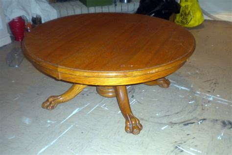Claw Foot Coffee Table Broadview Heights Claw Foot Coffee Table