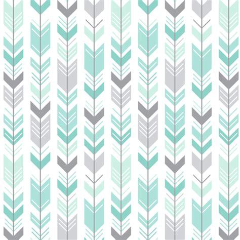 grey arrow pattern mod baby 187 herringbone arrows mint misstiina spoonflower