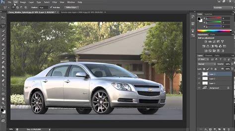Photoshop Car Tuning by Car Tuning Easy Tutorial Photoshop Cs6