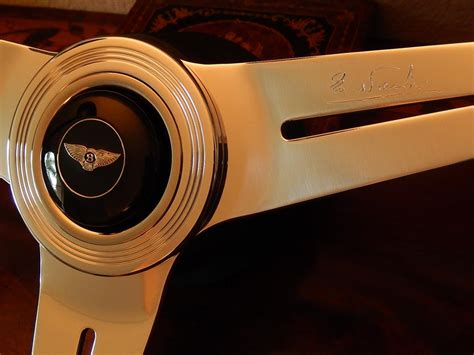 bentley steering bentley t mulsanne turbo r corniche steering wheel nardi