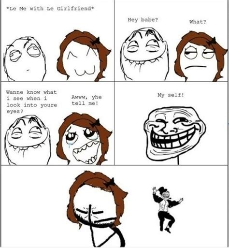 Funny Romantic Memes - troll face romantic trolls d pinterest