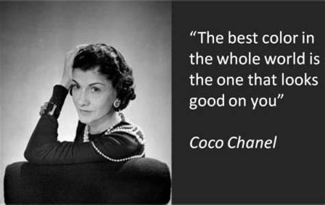 Kaos Just 1 Be 4 I Die Chocolate when fashion and wisdom met coco chanel