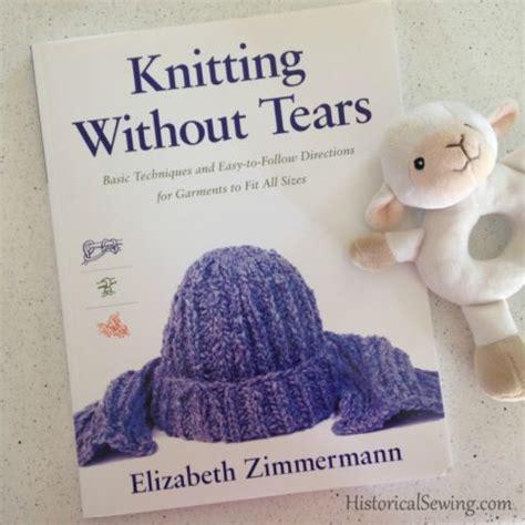 starting knitting knitting myself into a frenzy