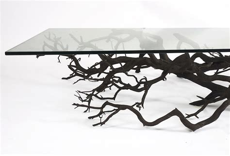 tree branch furniture the awesomer