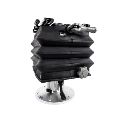 boat seat pedestal suspension smooth moves ultra boat seat suspension w 4 75 in