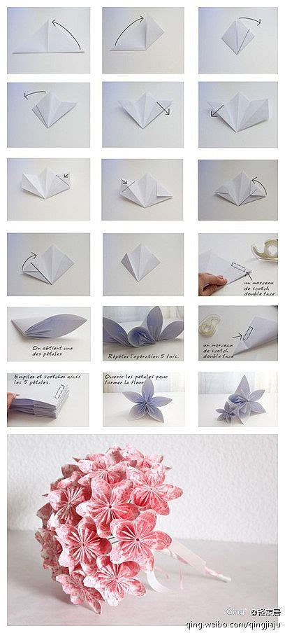 Handcrafted Flowers Make - make paper handmade flowers and flower on