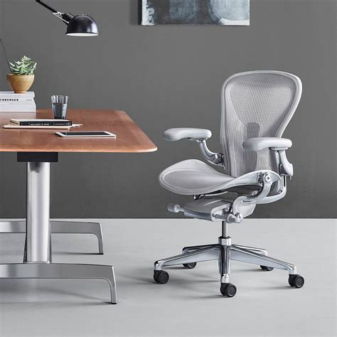 Herman Miller Aeron Stool by Herman Miller Herman Miller Aeron Chair Remastered