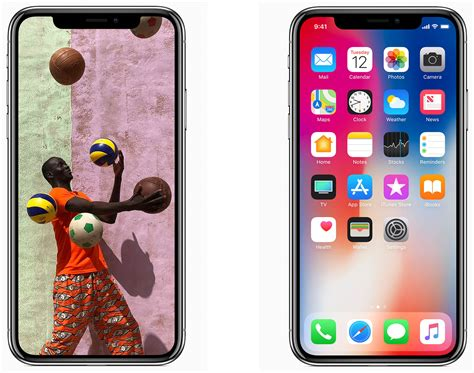 apple iphone  dual cam neues design und oled mit duennem