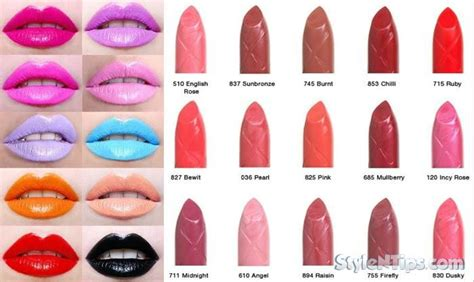 best colour mac lipstick colors names www pixshark com images