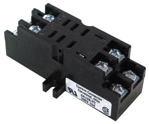 Soket Rilay Mk2p 8pinsoket 8pin 8 pin relay socket terminals all electronics corp