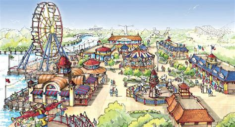theme park tourist 22 amazing new theme parks that are due to open by 2019