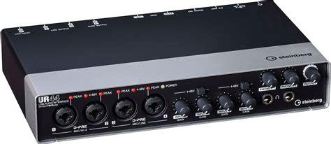 Mixer Audio Tum steinberg ur44 emusic se