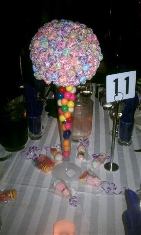 sweet sixteen centerpiece ideas sweet 15 centerpiece sweet centerpieces sweet sweet 15 and candyland