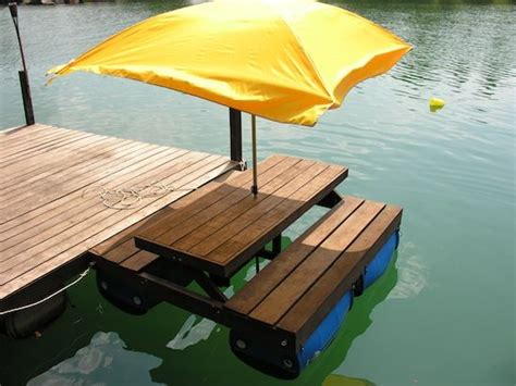 picnic table pontoon pontoon picnic table google search potential projects