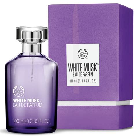 Parfum White Musk original white musk parfum the shop