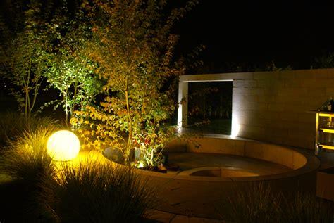beleuchtung im garten licht im garten mei 223 ner gartengestaltung gmbh