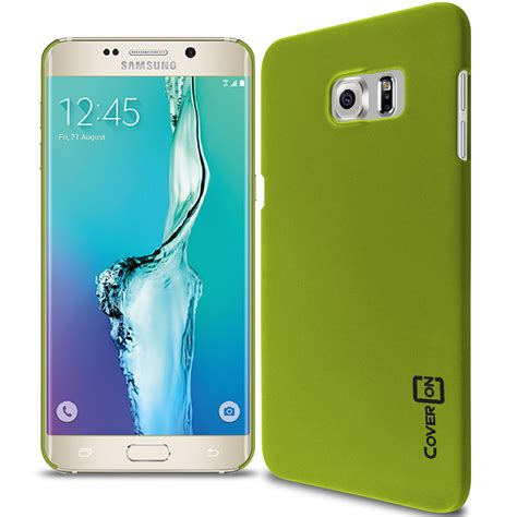 Hardcase Baby Ultra Slim Fit Matte Casing Samsung Galaxy S7 lime green for samsung galaxy s6 edge plus slim fit matte back cover ebay