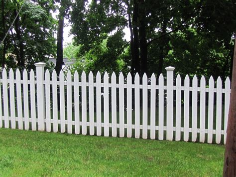 white picket fence pictures and ideas