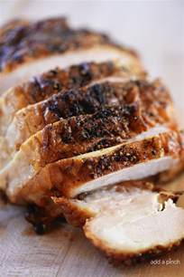 roasted turkey breast recipe add a pinch