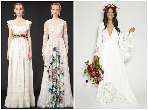 70s style bohemian 70s style wedding inspiration weddingdates