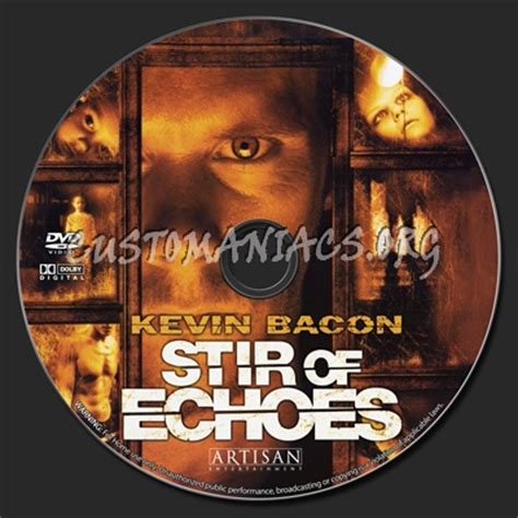 Cover Stirsarung Setirsarung Stir Custom stir of echoes dvd label dvd covers labels by customaniacs id 106137 free highres
