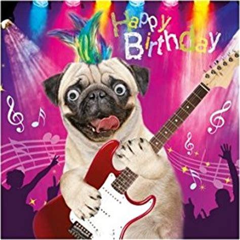 pugs saying happy birthday happy birthday pug