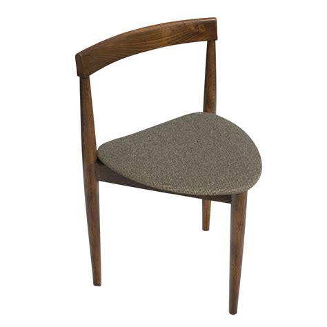 three chair bench midcentury retro style modern architectural vintage
