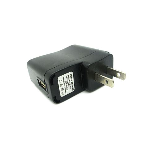 Adaptor Charger Ac To Dc Usb High Quality 1a 1 us 5v 1a ac dc usb power adapter