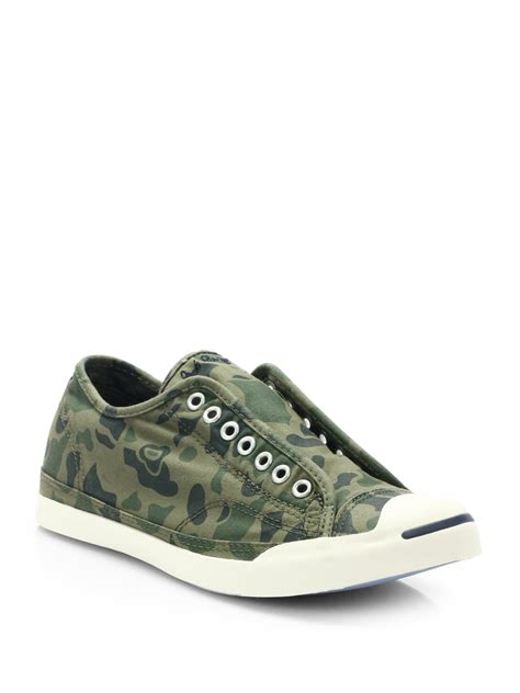 converse camouflage sneakers converse camo print sneakers in green for grape leaf